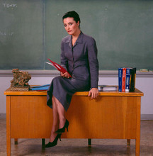 This is an image of 265968 Amanda Donohoe Photograph & Poster