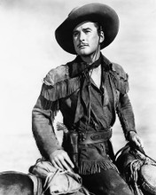 This is an image of 179280 Errol Flynn Photograph & Poster