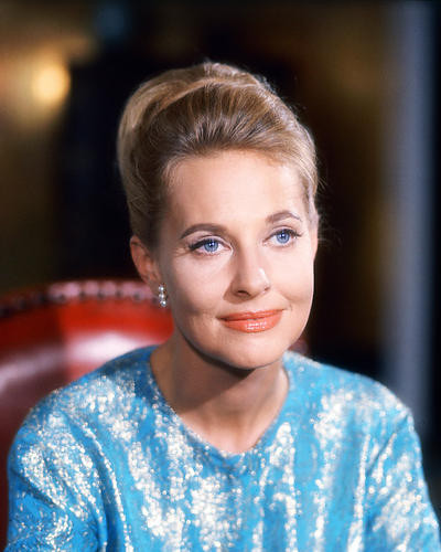 This is an image of 266638 Lola Albright Photograph & Poster
