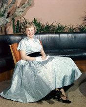 This is an image of 266661 June Allyson Photograph & Poster