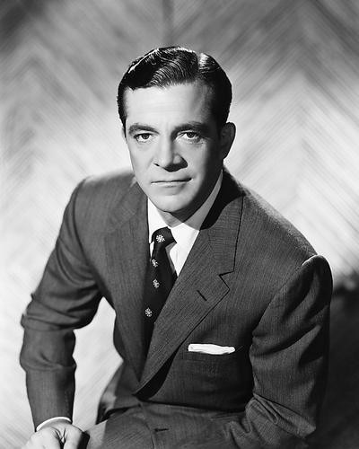 This is an image of 179411 Dana Andrews Photograph & Poster