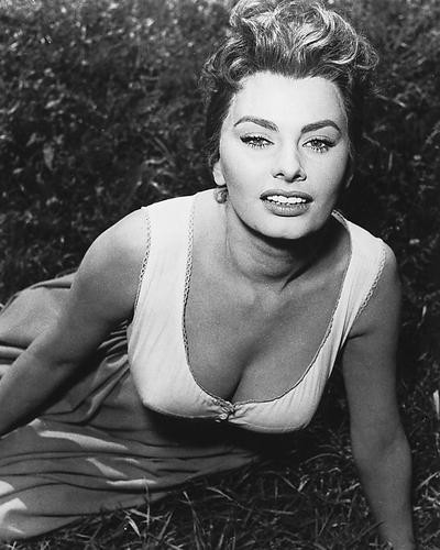 This is an image of 179778 Sophia Loren Photograph & Poster