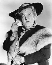 This is an image of 180163 Margaret Rutherford Photograph & Poster