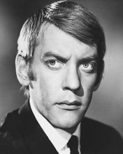 This is an image of 180268 Donald Sutherland Photograph & Poster
