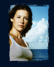 This is an image of 269758 Evangeline Lilly Photograph & Poster