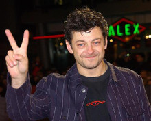 This is an image of 257690 Andy Serkis Photograph & Poster