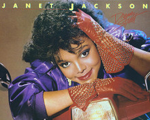 This is an image of 263239 Janet Jackson Premium Photograph & Poster