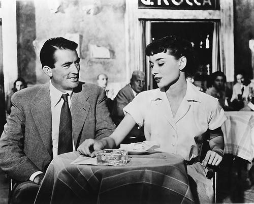 This is an image of 179681 Roman Holiday Photograph & Poster