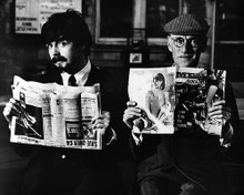 This is an image of 186077 A Hard Day's Night Photograph & Poster