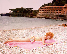 This is an image of 265734 Jill St. John Photograph & Poster