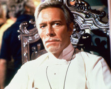 This is an image of 267063 Christopher Plummer Photograph & Poster