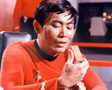 This is an image of 267154 George Takei Photograph & Poster