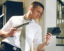 This is an image of 269801 Mr. & Mrs. Smith Photograph & Poster