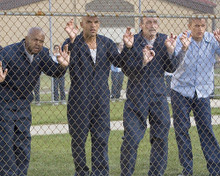 This is an image of 270606 Prison Break Photograph & Poster