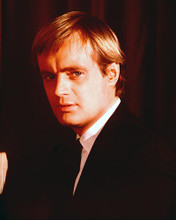 This is an image of 271154 David McCallum Photograph & Poster