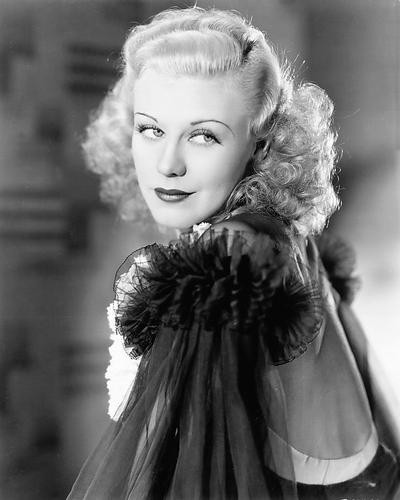 This is an image of 186386 Ginger Rogers Photograph & Poster