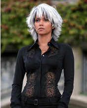 This is an image of 272449 Halle Berry Photograph & Poster