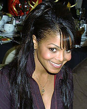 This is an image of 272515 Janet Jackson Photograph & Poster