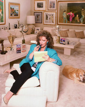 This is an image of 273328 Jackie Collins Premium Photograph & Poster