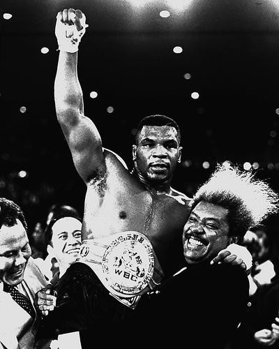This is an image of 187751 Mike Tyson Photograph & Poster