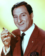 This is an image of 275662 Danny Thomas Photograph & Poster