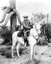 This is an image of 194498 Clayton Moore Photograph & Poster
