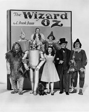 This is an image of 176387 The Wizard of Oz Photograph & Poster