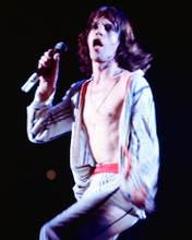 This is an image of 272069 Mick Jagger Photograph & Poster
