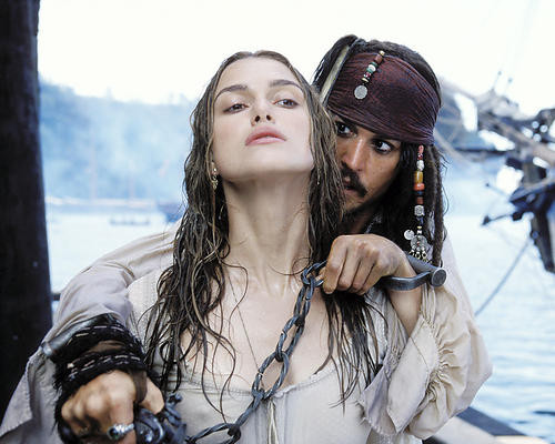 This is an image of 269514 Pirates of the Caribbean 2 Photograph & Poster