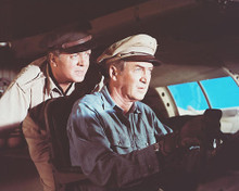 This is an image of 242725 James Stewart & Richard Attenborough Photograph & Poster
