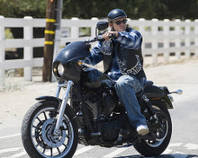 This is an image of 283643 Charlie Hunnam Photograph & Poster