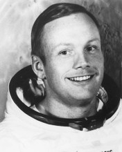 This is an image of 171540 Neil Armstrong Photograph & Poster