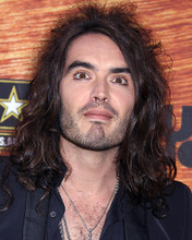 This is an image of 277998 Russel Brand Photograph & Poster