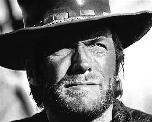 This is an image of 276022 Clint Eastwood Photograph & Poster