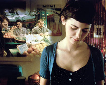This is an image of 273938 Audrey Tautou Photograph & Poster