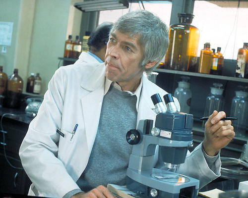 This is an image of 273980 James Coburn Photograph & Poster