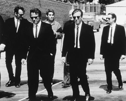 This is an image of 160453 Reservoir Dogs Photograph & Poster