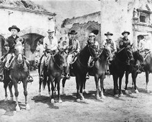 This is an image of 171580 The Magnificent Seven Photograph & Poster