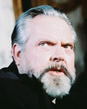 This is an image of 240236 Orson Welles Photograph & Poster