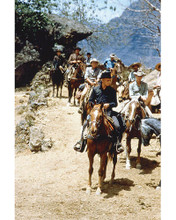 This is an image of 251207 The Magnificent Seven Photograph & Poster