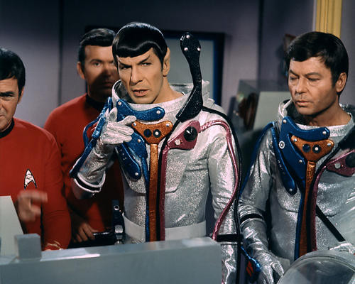 This is an image of Photograph & Poster of Star Trek 284992