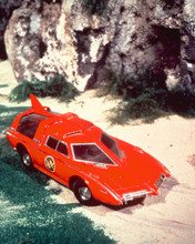 This is an image of 264763 Captain Scarlet Photograph & Poster