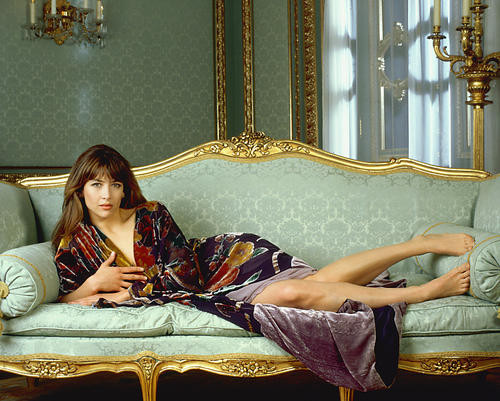This is an image of 255056 Sophie Marceau Photograph & Poster