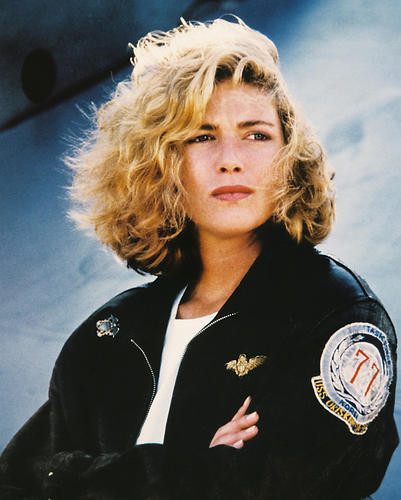 This is an image of 2912 Kelly McGillis Photograph & Poster