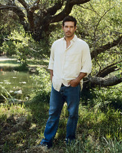 This is an image of 269035 Eddie Cibrian Photograph & Poster