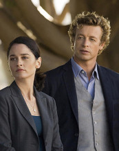 This is an image of 280117 The Mentalist Photograph & Poster