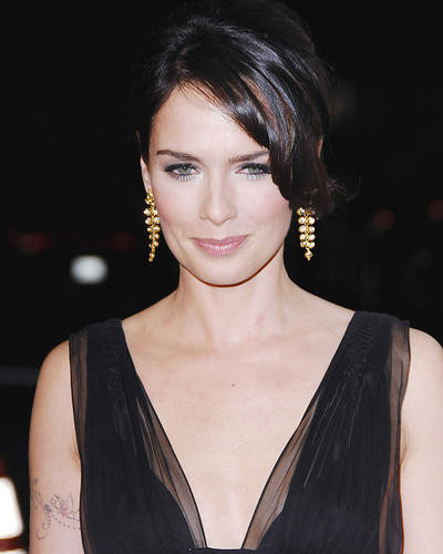 This is an image of 278027 Lena Headey Photograph & Poster
