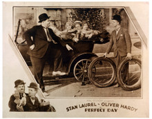 This is an image of Vintage Reproduction Lobby Card of Perfect Day 295018