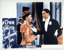 This is an image of Vintage Reproduction Lobby Card of Gentleman Jim 295072