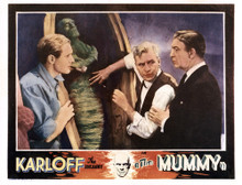 This is an image of Vintage Reproduction Lobby Card of The Mummy 295270